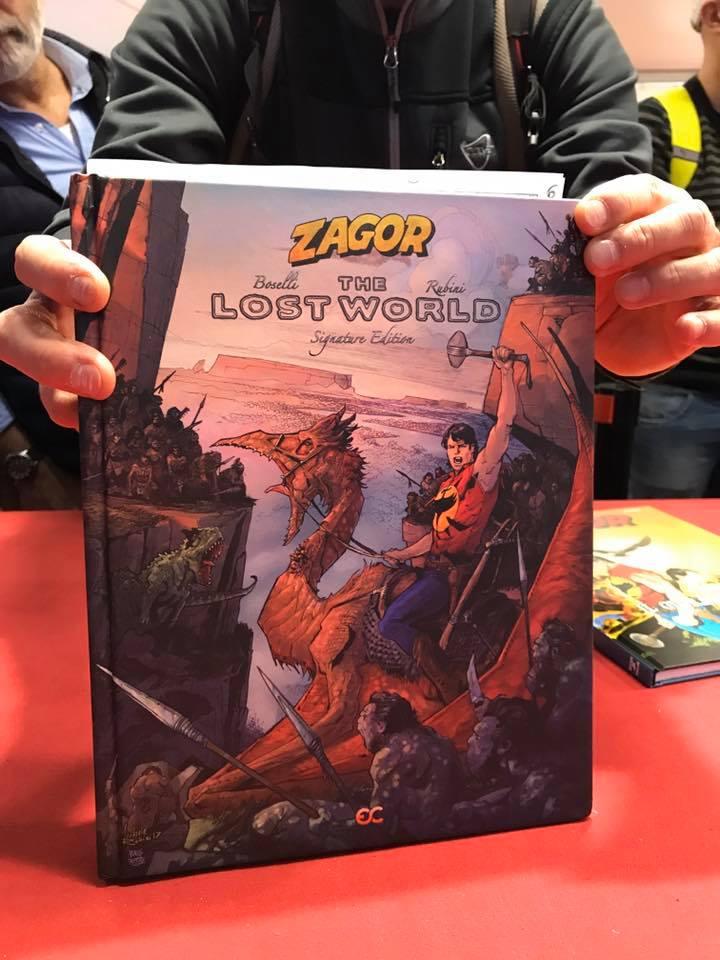Zagor - edizione americana della Epicenter Comics - Pagina 28 75080110
