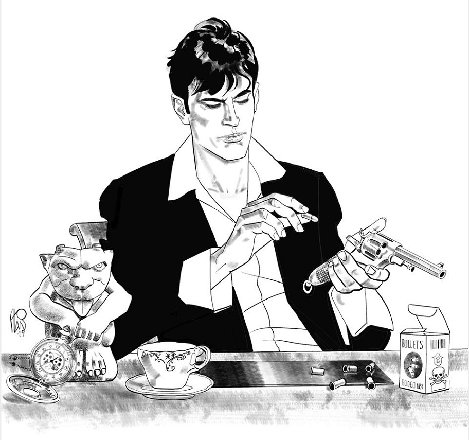 DYLAN DOG (Terza parte) - Pagina 4 78550111