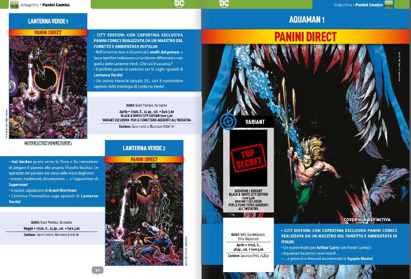 MARVEL E DC COMICS - Pagina 14 810