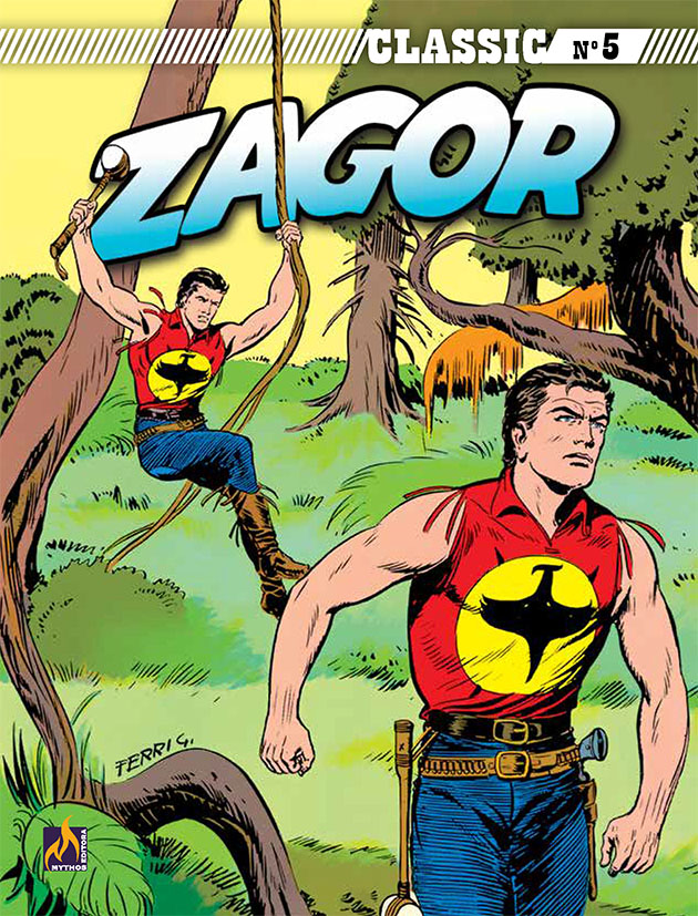 Uscite/pubblicazioni/copertine straniere di Zagor - Pagina 11 97885711