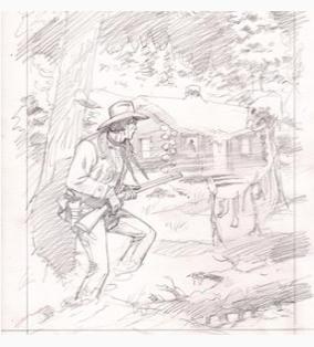 Fantasmi di Natale (Speciale Tex Willer n. 1) A1_210