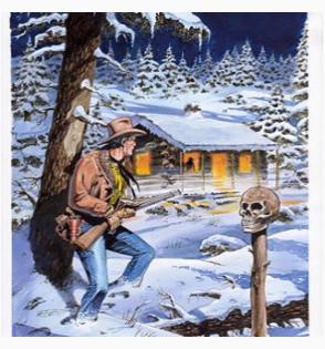 Fantasmi di Natale (Speciale Tex Willer n. 1) A210