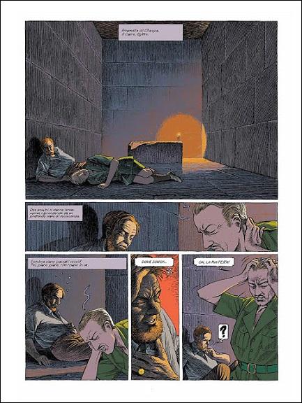 IL FUMETTO FRANCO-BELGA  - Pagina 4 Blake_14