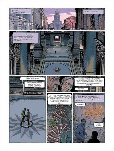 IL FUMETTO FRANCO-BELGA  - Pagina 4 Blake_16