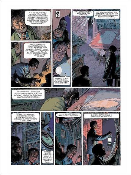 IL FUMETTO FRANCO-BELGA  - Pagina 4 Blake_17