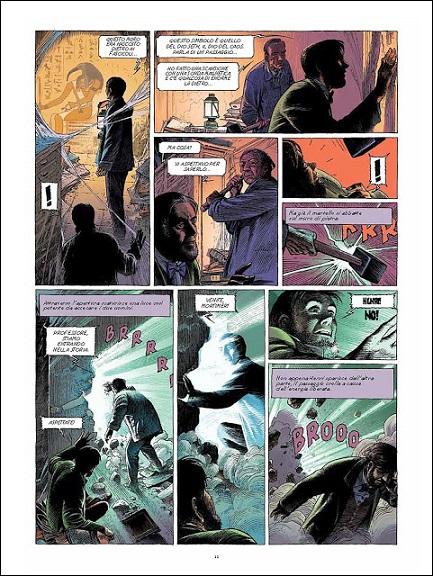 IL FUMETTO FRANCO-BELGA  - Pagina 4 Blake_18