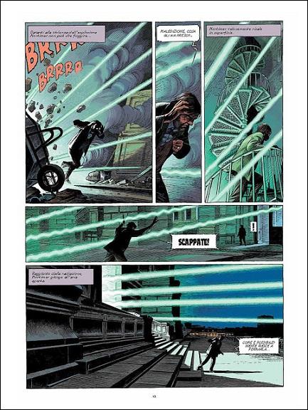 IL FUMETTO FRANCO-BELGA  - Pagina 4 Blake_19
