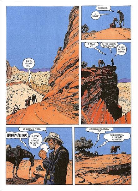 IL FUMETTO FRANCO-BELGA  - Pagina 4 Bluebe18