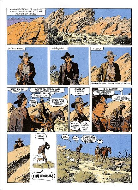 IL FUMETTO FRANCO-BELGA  - Pagina 4 Bluebe19