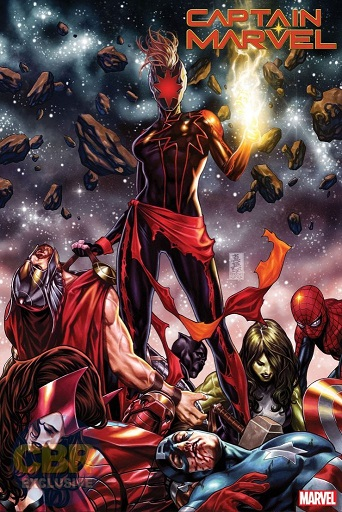 MARVEL E DC COMICS - Pagina 11 Capmar11