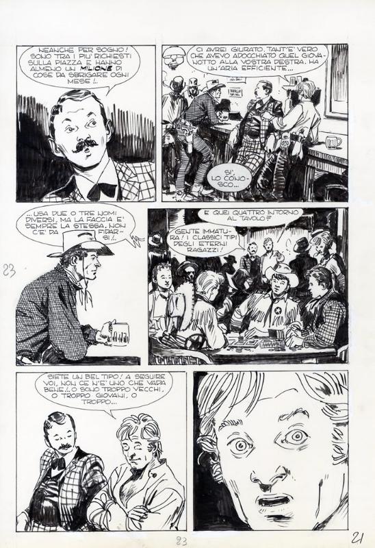 Citazioni/omaggi a Zagor su altre serie Bonelli e no - Pagina 3 Cn7hqy10