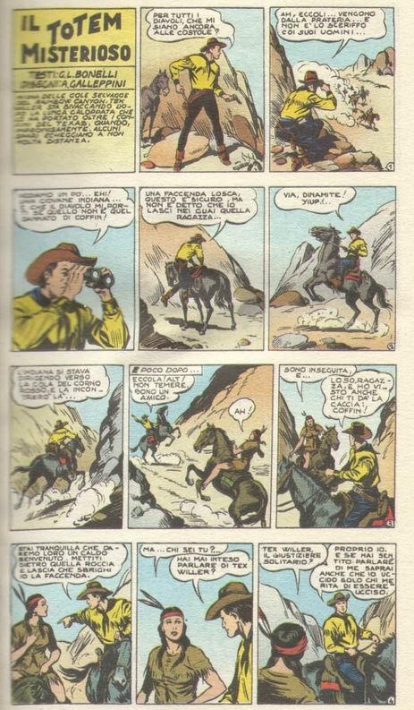 A Sud di Nogales ( Tex d'Autore n.10 ) I-miti10