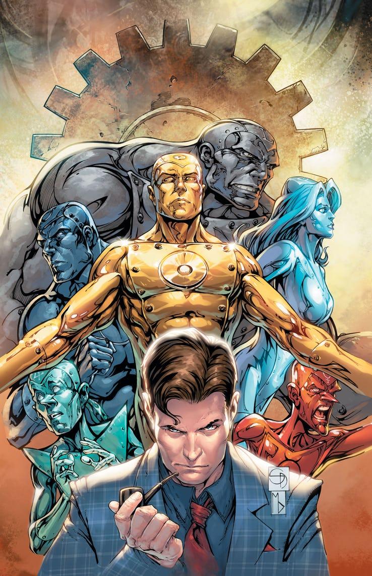 MARVEL E DC COMICS - Pagina 10 Metal-10