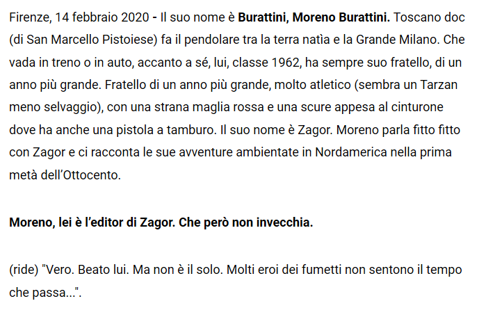 Moreno Burattini - Pagina 39 Senza138