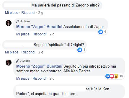 Zagor Darkwood Novels Senza176