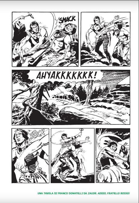 Volumi cartonati, brossurati di Zagor - Pagina 19 Senza255