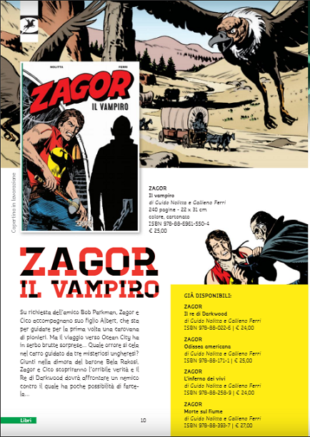 Volumi cartonati, brossurati di Zagor - Pagina 21 Senza525