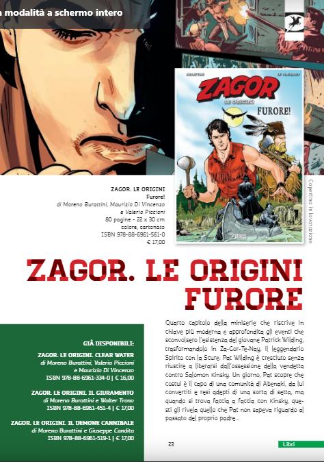 Volumi cartonati, brossurati di Zagor - Pagina 21 Senza586