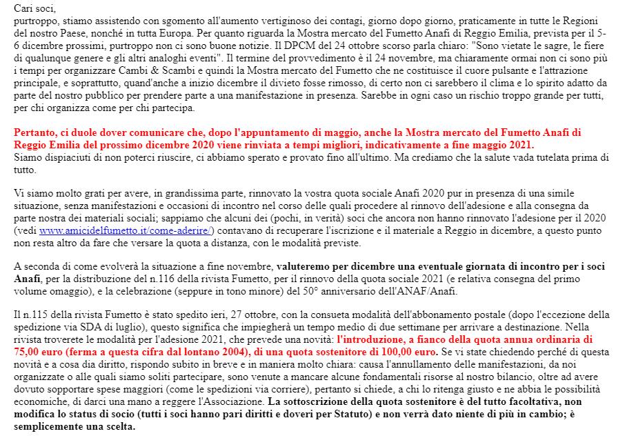 FIERE DEL FUMETTO: SEGNALAZIONI E RITROVI - Pagina 27 Senza668