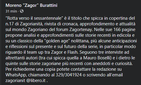 """Zagorianità n.17 - """"Rotta verso il sessantennale"""" - Pagina 3 Senza795"""