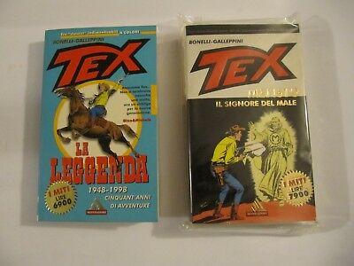 A Sud di Nogales ( Tex d'Autore n.10 ) Tex-la10