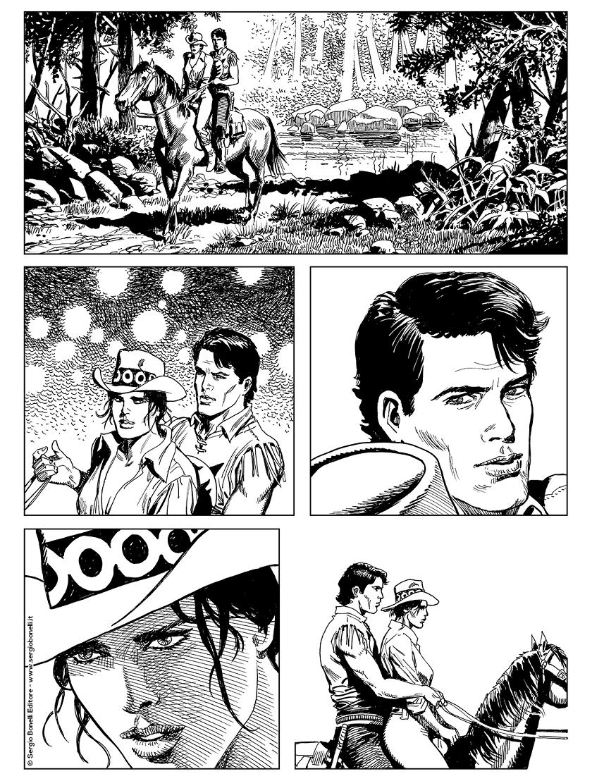 Zagor Darkwood Novels - Pagina 4 Untit180
