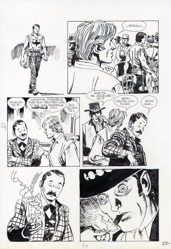 Citazioni/omaggi a Zagor su altre serie Bonelli e no - Pagina 3 Xjklfo10