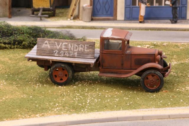 Un diorama US au 1/35 - Un garage et un hôtel quelque part en Oregon - Page 2 Pa6110