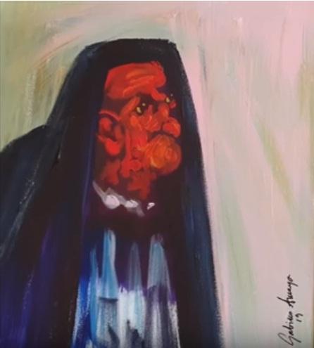 El Puntillismo Abstracto de Gabino Amaya Cacho Grotes10