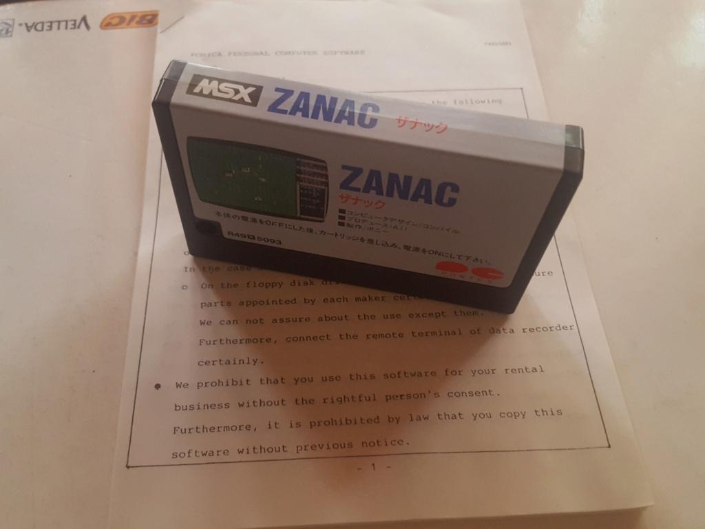 Estimation Jeux MSX 1 Z311