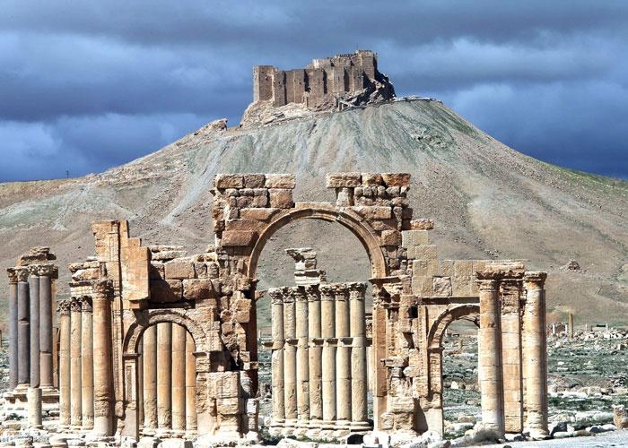 اشهر القلاع الاثرية في سوريا _5302310