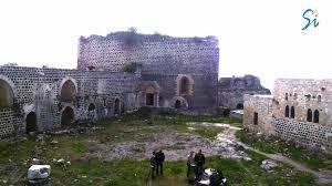 اشهر القلاع الاثرية في سوريا Aaao10