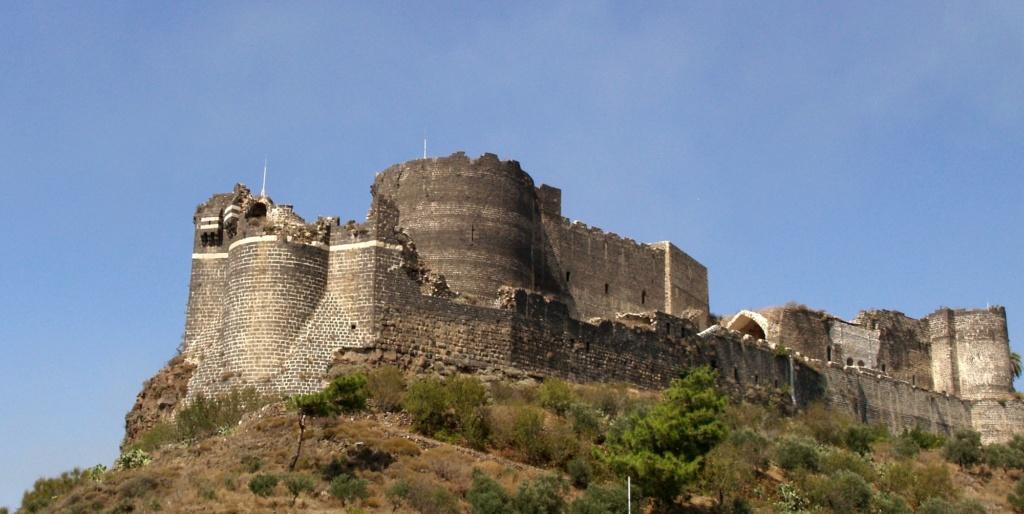 اشهر القلاع الاثرية في سوريا Aaao110