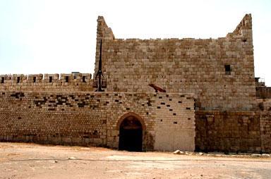 اشهر القلاع الاثرية في سوريا Caa10