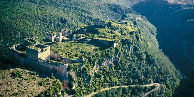 اشهر القلاع الاثرية في سوريا Salah-10