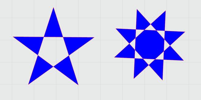 réapprendre à utiliser Silhouette studio : étoiles et matériaux prédéfinis Captur46