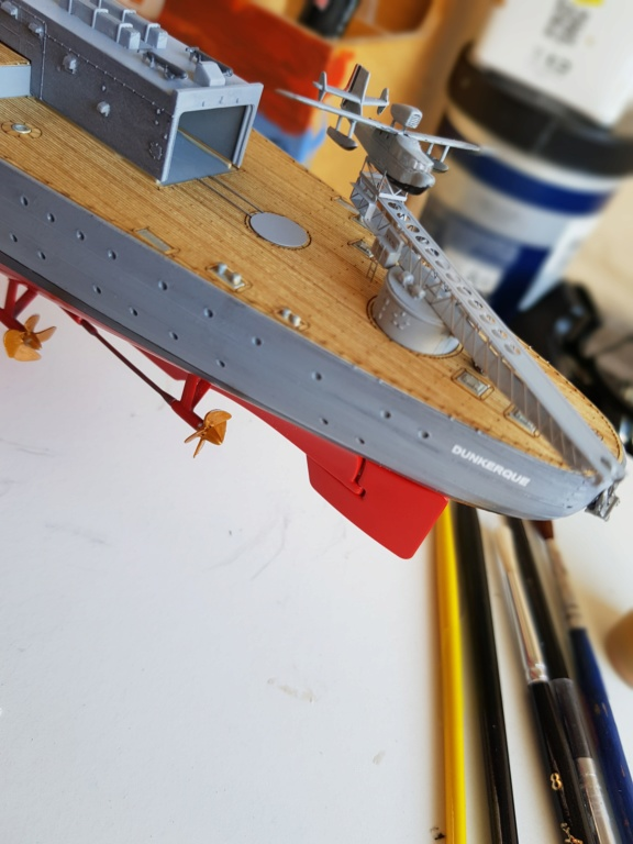 "Hobby Boss ""Dunkerque"" 1/350 - Page 2 20190634"