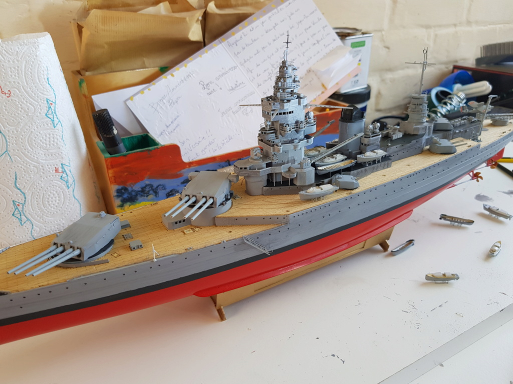 "Hobby Boss ""Dunkerque"" 1/350 - Page 3 20190642"