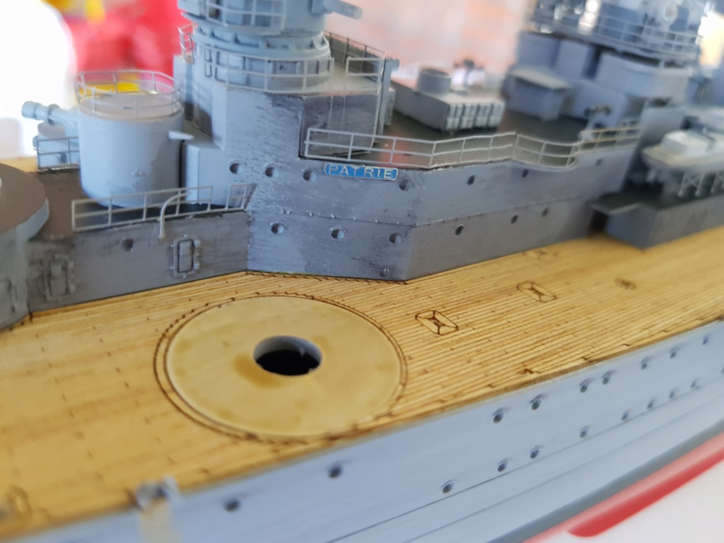 """Hobby Boss """"Dunkerque"""" 1/350 - Page 4 20190653"""