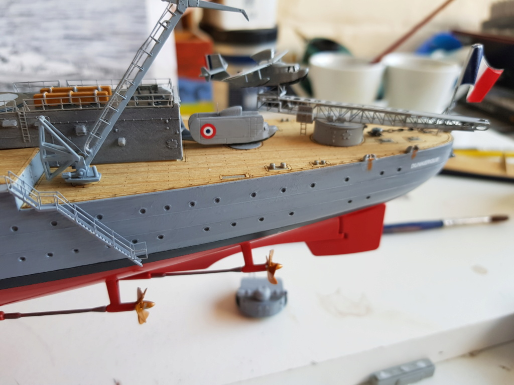 """Hobby Boss """"Dunkerque"""" 1/350 - Page 4 20190655"""