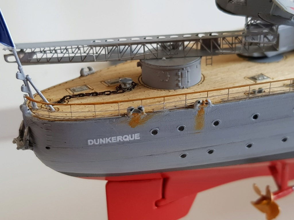 """Hobby Boss """"Dunkerque"""" 1/350 - Page 4 20190656"""