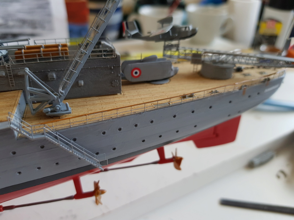 """Hobby Boss """"Dunkerque"""" 1/350 - Page 4 20190710"""