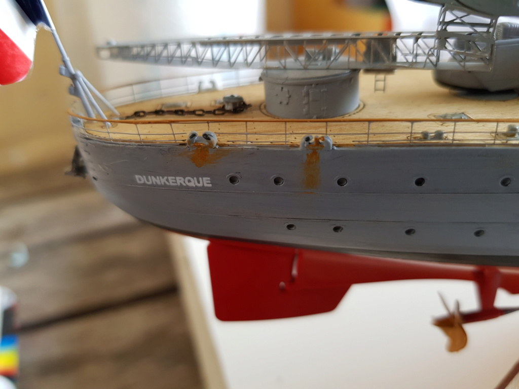 """Hobby Boss """"Dunkerque"""" 1/350 - Page 4 20190712"""