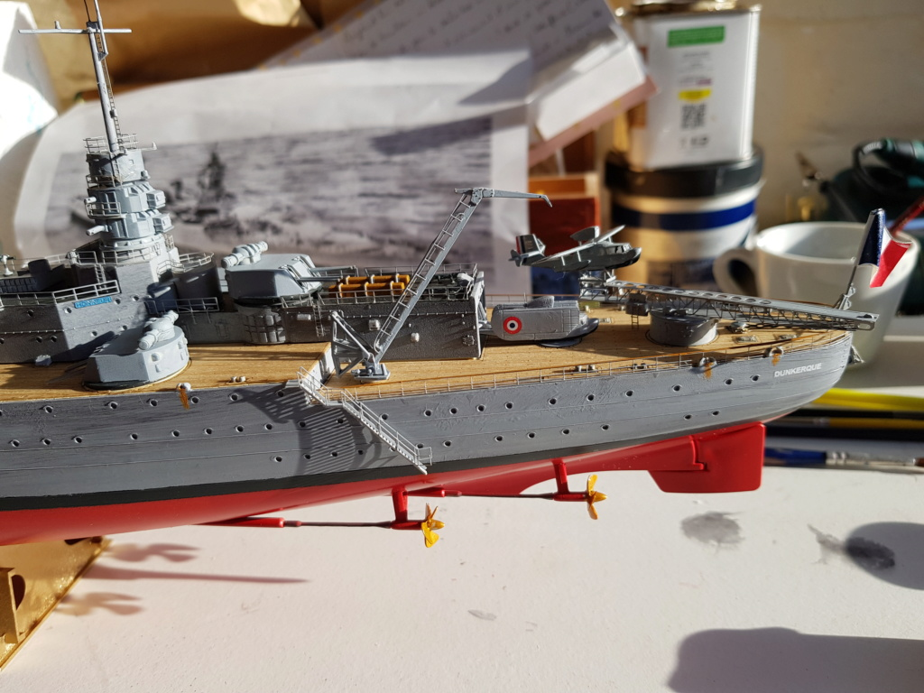 """Hobby Boss """"Dunkerque"""" 1/350 - Page 4 20190715"""