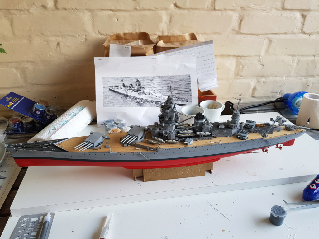 """Hobby Boss """"Dunkerque"""" 1/350 - Page 4 20190910"""
