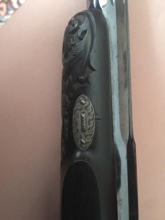 Coffret pistolets de duel 330b1410