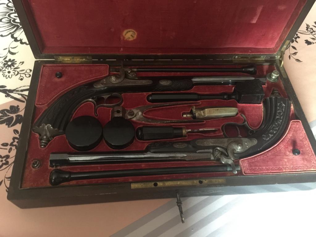 Coffret pistolets de duel B9f4d710