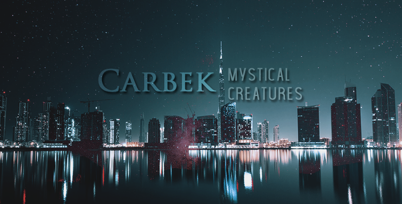 Carbek - Mystical creatures