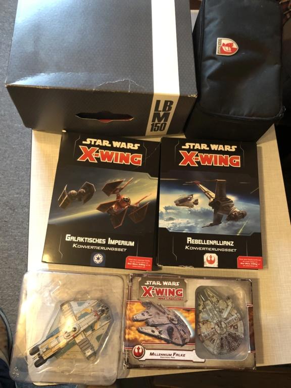 Biete große X-Wing Sammlung 0dad4610