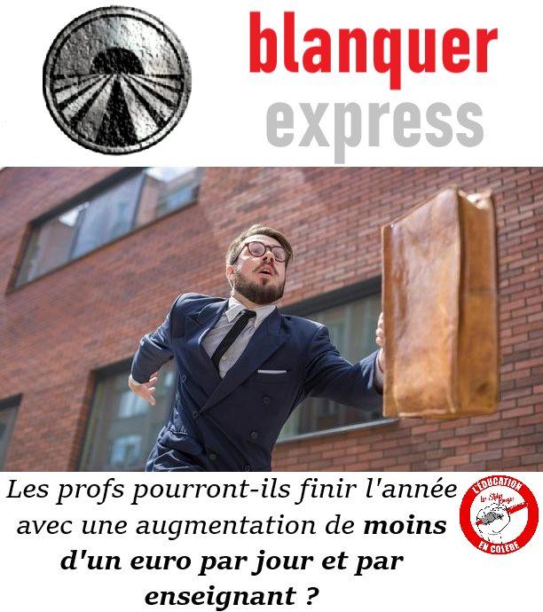 Blanquer annonce une augmentation de 300€ annuels en moyenne pour 2020 - Page 10 69818110